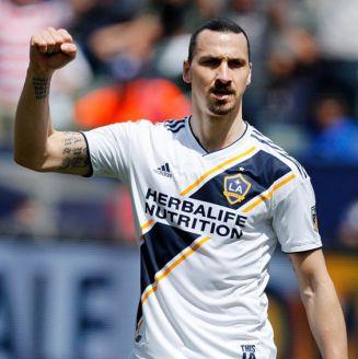 Zlatan tuvo un debut de ensueño con el Galaxy