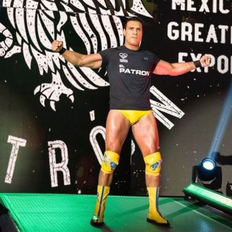Alberto El Patrón en Impact Wrestling