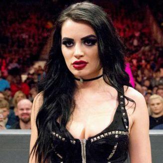 Paige en Monday Night RAW