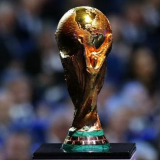 Copa del Mundo en gira internacional