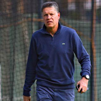 Ricardo Peláez, en su etapa como director deportivo del América