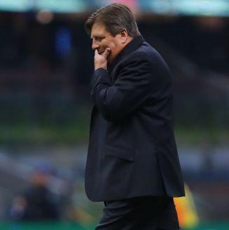 Piojo se lamenta tras la eliminación del Clausura 2018