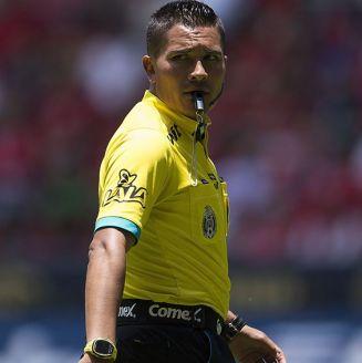 Fernando Guerrero, durante juego entre Toluca y Xolos
