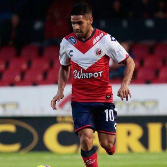 Keko, en juego con Veracruz