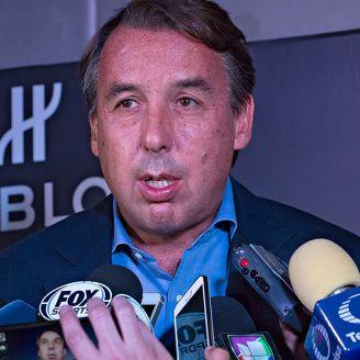 Azcárraga ofrece declaraciones a la prensa