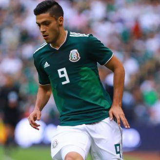 Jiménez disputa un compromiso con el Tricolor