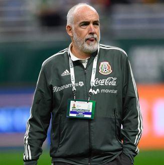 El coaching mental del Tri arriba a una encuentro de México
