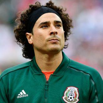 Ochoa, previo a un partido de la Selección Mexicana
