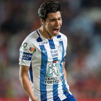 Gutiérrez se lamenta en juego de Pachuca