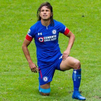 Gerardo Flores, luego de recibir la tarjeta roja ante León
