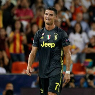 Cristiano, luego de ser expulsado en Champions League