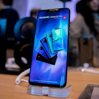 Así luce el Huawei Mate 20
