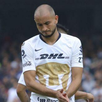 Carlos González, en lamento  un juego de Pumas