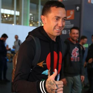 Marchesín previo a partir a Argentina para la Fecha FIFA