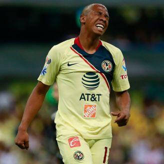 Andrés Ibargüen se lamenta en un juego con América en el A2018