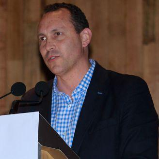De la Vega, en conferencia de prensa