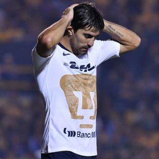 Malcorra se lamenta tras la derrota de Pumas