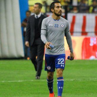Rafael Baca después de un partido