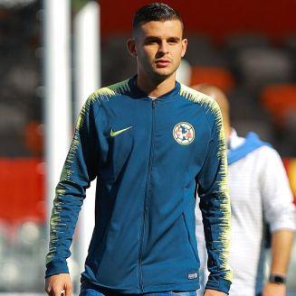 Nicolás Benedetti previo al juego frente a Querétaro