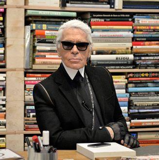 Karl Lagerfeld, icónico diseñador de Chanel