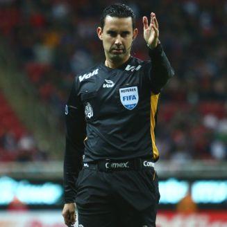 César Ramos, durante el encuentro entre Chivas vs Tigres