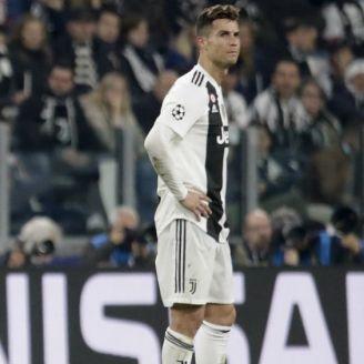 Cristiano, después de la eliminación de Champions