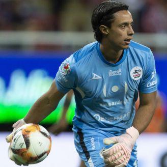 Toño Rodríguez, durante un duelo con Lobos en el C2019