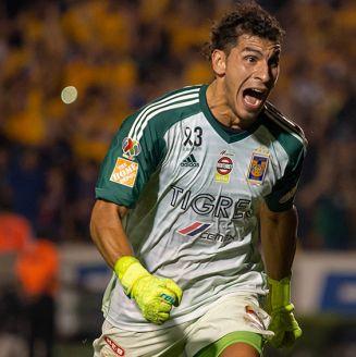 Nahuel Guzmán celebra pase a la Final del Clausura 2019