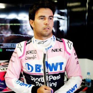 Pérez, tras su actuación en el GP de Mónaco