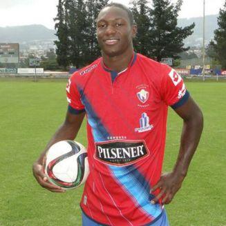 Aníbal Chalá, en su regreso a la Liga de Ecuador