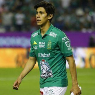 Macías, después de un partido de León