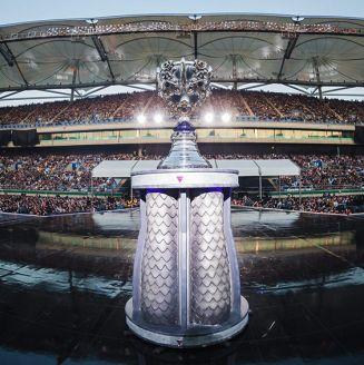 La Copa del Invocador, durante el Mundial del año pasado