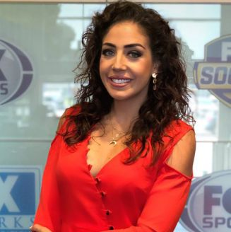 Giselle Zarur, nuevo fichaje de Fox Deportes