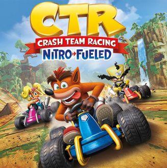 Crash Bandicoot vuelve en su alocado juego de carreras