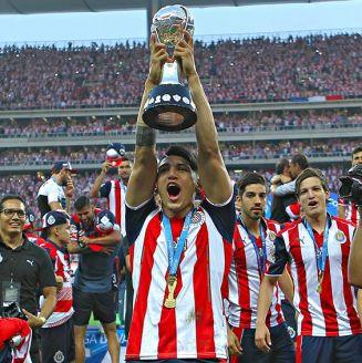 Alan Pulido ya fue campeón con Chivas