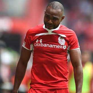 Da Silva se lamenta tras juego con Toluca