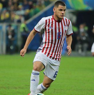 Richard Sánchez, en juego de Copa América