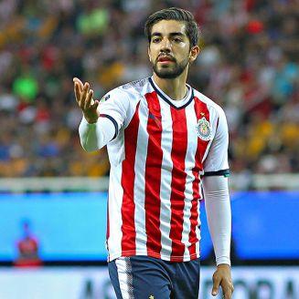 Rodolfo Pizarro: 'Estar en Chivas puede hundir tu carrera'