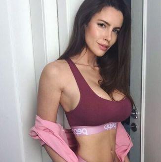 Ella es la sexy Lucia Javorcekova