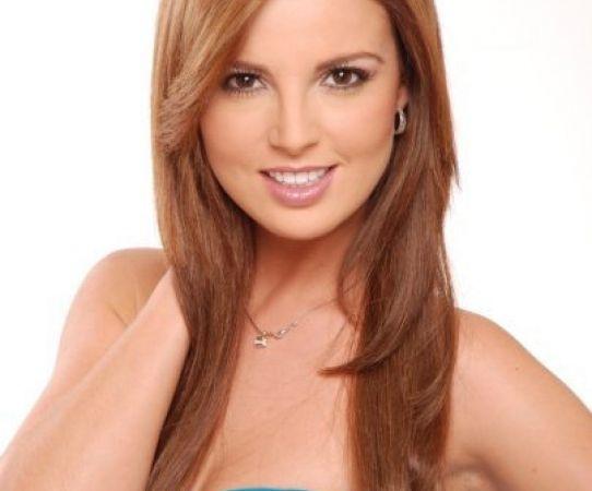 Su belleza es evidente, razón por la cual Mariana Torres no la esconde. FOTO: FACEBOOK