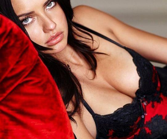 Este 2012 sin duda le pertenece a la ardiente figura de Adriana Lima. FOTO: EGOTASTIC