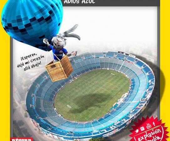 Adiós Azul