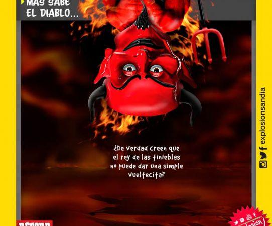 Más sabe el diablo...