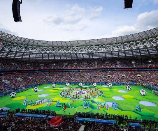 Terminó la espera, arrancó la Copa del Mundo Rusia 2018