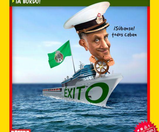 ¡A bordo!