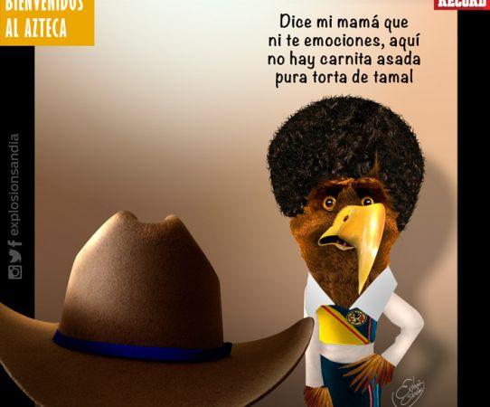 Bienvenidos al Azteca