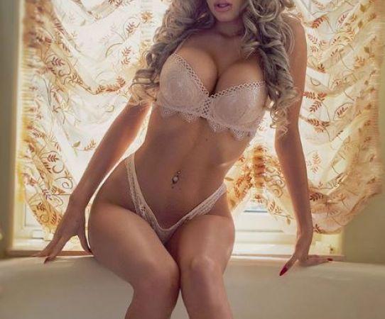 Ella es la hermosa Elaina Vice