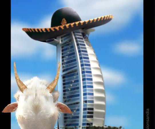 A conquistar Dubai
