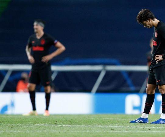 Atlético de Madrid fue eliminado de la Champions League por el RB Leipzig
