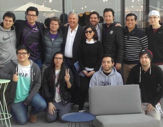 La organización de 6Sense muestra unidad en sus filas